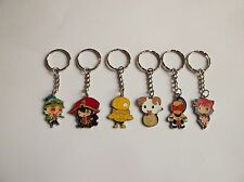 LEAGUE OF LEGENDS Battle Game Inspired KEYRINGS Teemo Lee Sin Annie Blitzcrank