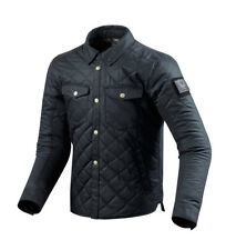 REV´IT! - Sobrecamisa Westport negro