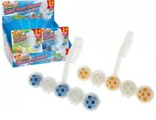 NEW POWERBALL 5 BALL 2 IN 1 TOILET BOWL CLIP  ON CLEANER & AIR FRESHENER