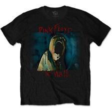 Official Licensed - Pink Floyd - The Wall Scream T-Shirt Rock Gilmour