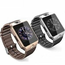 100% New DZ09 Bluetooth Smart Watch Phone - Sim Card & Memory Slot  -Android iOS