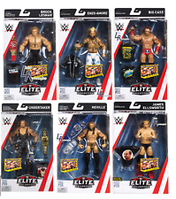 WWE Figures - Elite Series 55 - Mattel - Brand New - Sealed