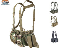 Viper Special Ops Chest Rig with Magazine Pouches Airsoft Tactical Vest Army