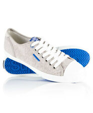 Superdry Hombre Zapatillas Low Pro Light Gris Marga