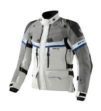 REV´IT! - Chaqueta Dominator GTX gris, negro