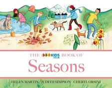 The ABC Book of Seasons by Helen Martin Paperback Book Free Shipping!