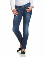 Mustang GINA Skinny Jeans Donna, W25 -A- W31 FANTASTICO