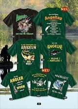 Fun COLLECTION CAMISETA ANGEL Pesca Pescador Regalo Elección estampado CACHONDO