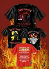 Fun COLLECTION Camiseta Bomberos Firefighter Regalo Elección Estampado