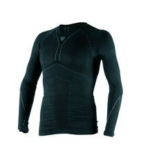 Dainese - Camiseta técnica D-Core Thermo Tee LS negro, gris