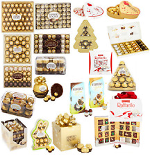 Ferrero Rocher Collection, Valentines day Heart Assortment, Chocolate Gifts Box
