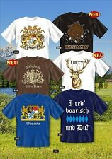 Fun COLLECTION Camiseta Bayern Bavaria Oktoberfest Emblema Regalo Estampado