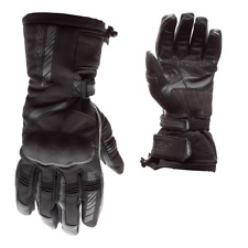Rst Urban 2 Negro CE Moto Impermeable/Scooter Cuero 2103 Guantes
