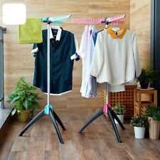 Multi-functional Clothes Drying Rack Hanger Organizer Coat Stand Drying Storage
