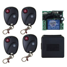 Relay DC12V 7A 1CH Wireless Remote Control Switch Transmitter Receiver +Control