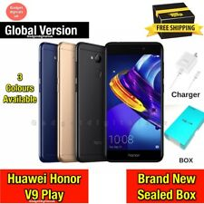 Brand New HUAWEI Honor V9 Play 32GB 5.2'' 4G Simfree Unlocked Android Smartphone