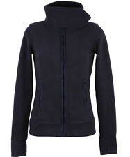 Bench Heritage Nano Fleece Funnel Damen Jacke Essentially Navy