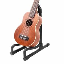 Foldable Vertical Classical Electric Guitar Ukulele Stand Holder Bracket Mount