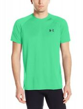 Under Armour Tech Shortsleeve Camiseta de hombre verde 1228539