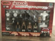 Metallica Smiti Playset Brand New