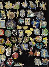 09 DISNEY PIN PINES , WALT DISNEY WORLD elegir: Tinker Bell , Peter Pan