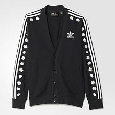 Unisex Adidas Originals Pharrell Williams Daisy Cardigan Track Jacket Size Large
