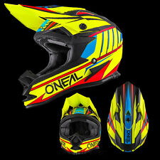 ONEAL 7Series Chaser GIALLO NEON CASCO DA CROSS MX motocross casco M ENDURO QUAD
