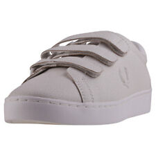 Fred Perry Spencer Premium Hommes Baskets Off White Nouvelles Chaussures