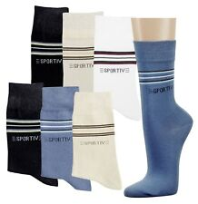 Mujer CALCETINES DEPORTIVO, pack de 3 , Tallas 35-38 & 39-42