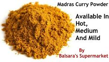 Madras Curry Powder Hot / Medium And Mild Cooking Herb Spice Mix Spice Seasoning
