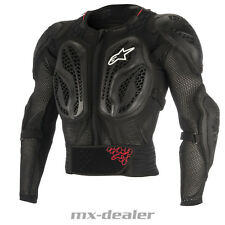 Alpinestars Bambini Gioventù Bionic Action Giacca Protettiva Motocross Mx Bns