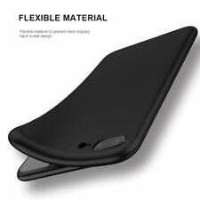 Custodia in silicone per iPhone 5S 5 SE 7 6 6s plus cellulare ultra sottile