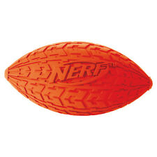 Nerf Dog Gioco per cane TRAX Pneumatico squeck rugby, varie misure, NUOVO