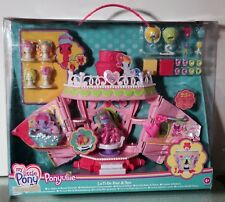 #07 B My Little pony-ponyville-spielsets/playsets-hasbro SALONE PARRUCCHIERE