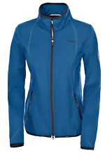Pikeur Clara Womens Fleece Jacket - Saphire Blue