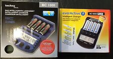 Chargeur Intelligent Technoline BC1000 ou EverActive NC 1000 PLUS NEUF