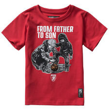 PG Wear KInder T-Shirt From Father to Son Ultras Fussball Hooligans Kids