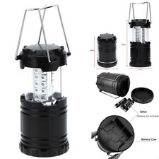 Portable 30 LED Flashlight Outdoor Camping Light Lantern Torch Lamp Scalable