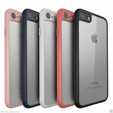 FOR (Apple iphone 6G/6S)  SOFT SILICON BUMPER TRANSPARENT TPU BACK CASE COVER