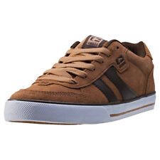Globe Encore 2 Mens Tan Suede & Synthetic Casual Trainers Lace Up New Style