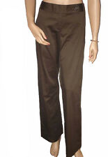 BN Ladies Brown Wide Leg Trouser Pants -UK 10 12 14 16