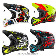 ONEAL Backflip Attack Rancid NERO dh bmx mountainbike Casco MTB FREERIDE