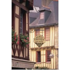 Poster Print Wall Art entitled France, Brittany, Finistere Quimper, Half
