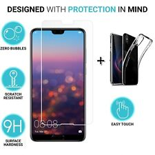 Genuine Tempered Glass Film Screen Protector Film Cover For Huawei P20 &P smart