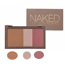 Urban Decay Naked Flushed Blush/Highlighter palette Naked 100 % Genuine.