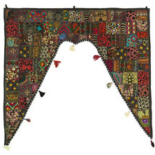 102cm Negro Decorativo Puerta Ventana Decoración Tapiz De Pared bohemio India bo