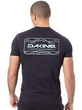 T-Shirt Dakine 18S Peak To Peak Nero