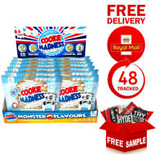 Madness Nutrition Cookie Madness 12 x 106g