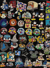 #02 DISNEY PIN PINES WALT DISNEY WORLD, DISNEY LAND elegir: Mickey Mouse