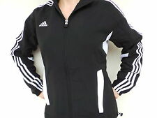 chic ADIDAS Dames veste training pull veste football noir taille XS S M L XL